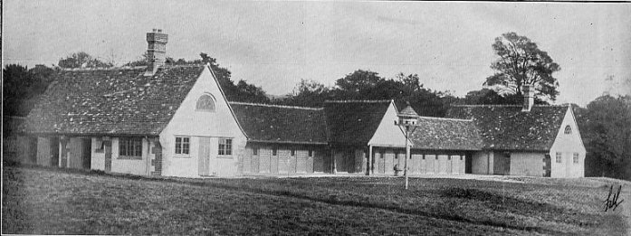 The kennels in 1930