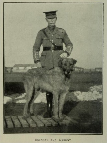 Lieut.-Col. Oates and Vulcan