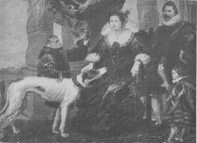 The Earl and Countess of Arundel